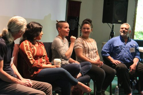 """A Panel Discussion of Dreams and OSF's """"Alice in Wonderland"""" by Kelly Bulkeley"""
